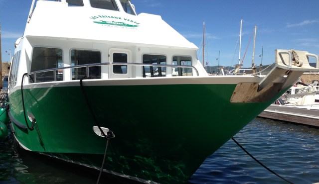 les-bateaux-verts-water-taxi-sainte-maxime-sainte-maxime