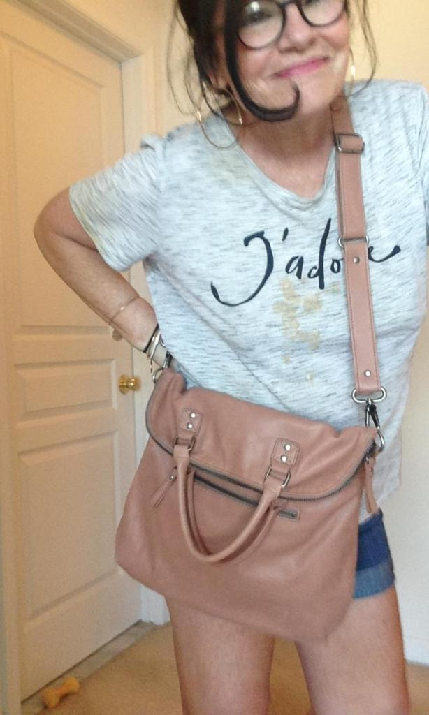 Me with Nat & Nin Carrie Crossbody fashion