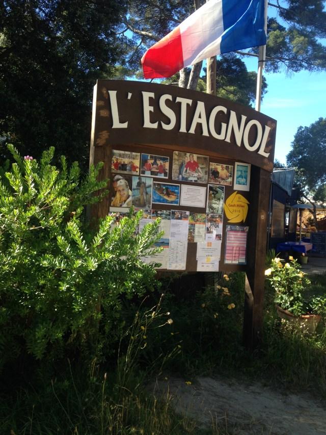 Lestagnol. The return and the sign  BLOG GOLD