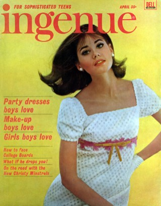 ingenuecover_apr1965_colleencorby