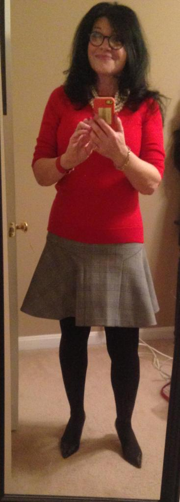 red-black-tights-black-checked-skirt