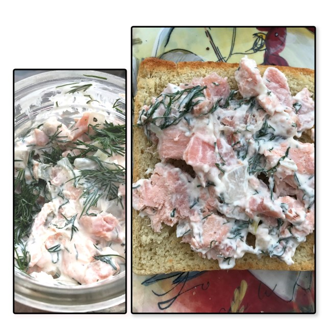 Image result for atypical60 salmon rillettes