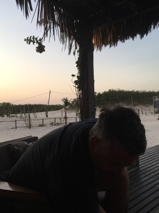 from Jericoacoara to Atins on the road less travelled