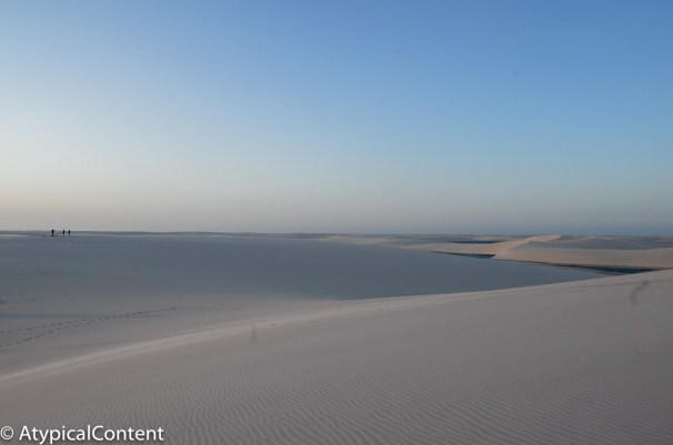 how to get to the lencois maranhenses