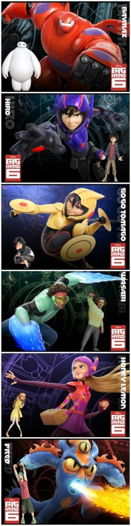 Big Hero 6: A Family Friendly Film with Action, Humor