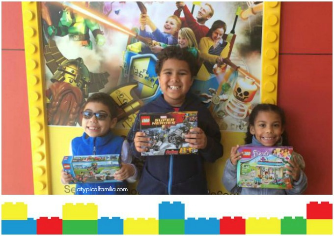 Family Fun at LEGOLAND Discovery Center Westchester