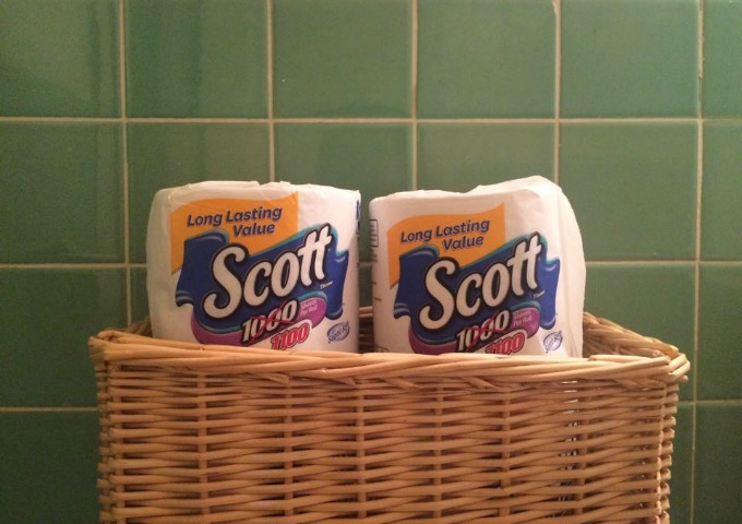 Scott Toilet Tissue