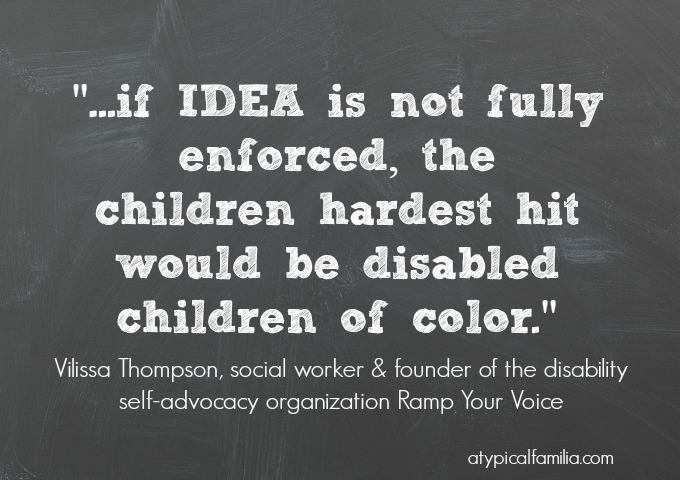 IDEA Vilissa Thompson Quote Betsy Voice