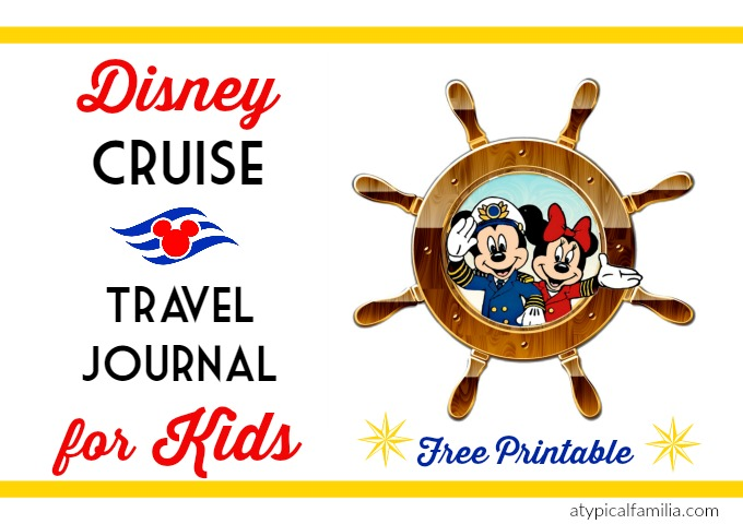 picture about Disney Cruise Door Decorations Printable referred to as FamiliaTravels Archives - Atypical Familia