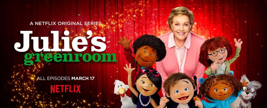 Julie's Green Room on Netflix