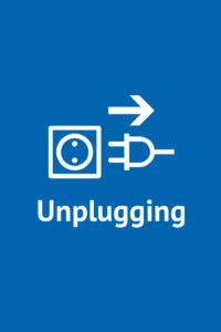 Unplugging Pinterest
