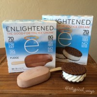 *NEW PRODUCT SPOTLIGHT – Enlightened The Good-For-You Ice Cream*