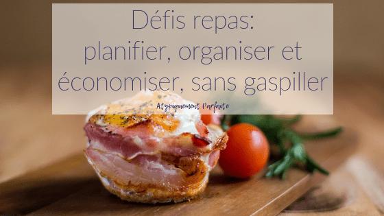 Idées de planification de repas - Avec outil gratuit en prime