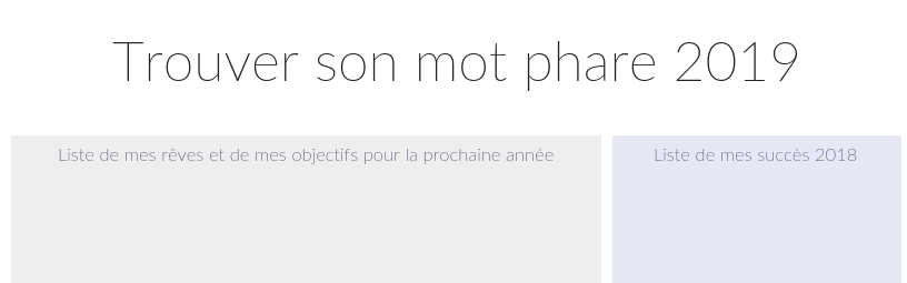 Mot phare - Outil gratuit - preview