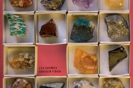 Coberta de l'àlbum 'Educació Física' de les Sueques