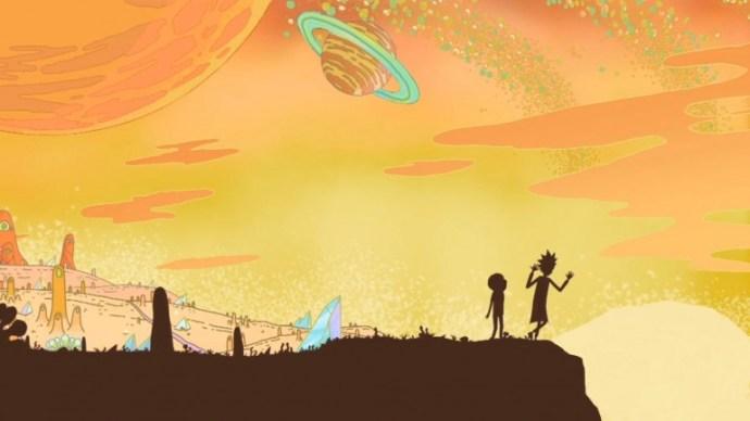Fotograma de 'Rick and Morty'
