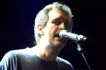 El cantautor Rafa Pons