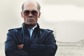 Johnny Depp caracteritzat per a 'Black Mass'.