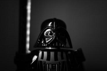 Darth Vader, antagonista de la saga 'Star Wars'