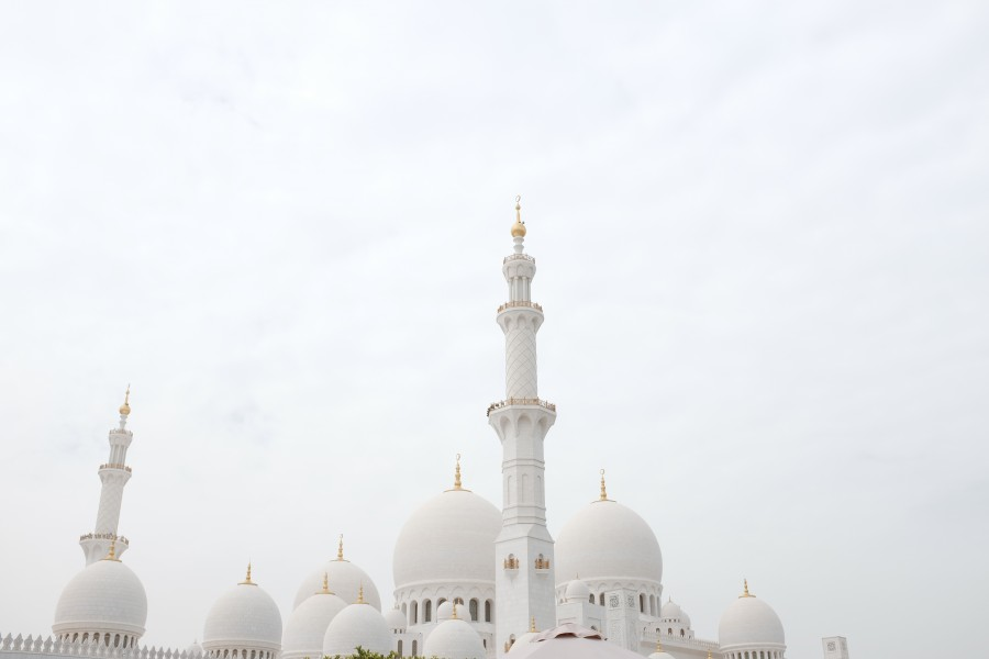 Les ciutats del petroli: una europea sota el vel als Emirats/ Núria Bofarull