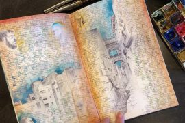 El diari de viatge de Dina Brodsky