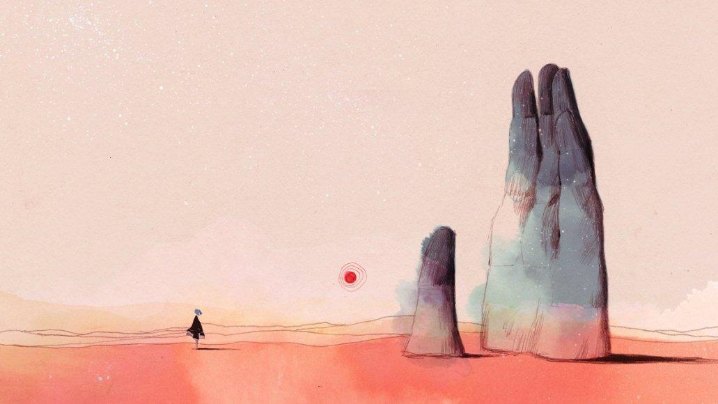 Imatge del videojoc 'Gris' de Studio Nomada