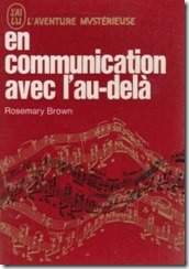En communication avec l'au-delà - Rosemary Brown