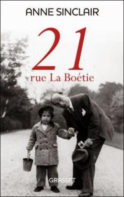21, rue la Boétie d'Anne SINCLAIR