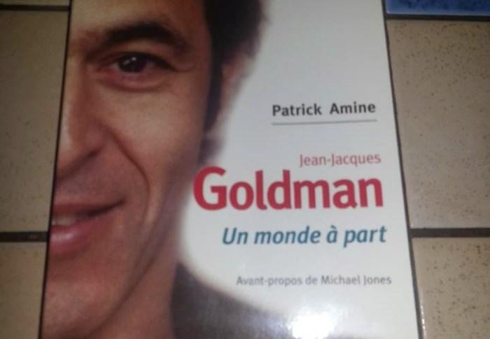 Jean-Jacques Goldman: un monde à part de Patrick AMINE