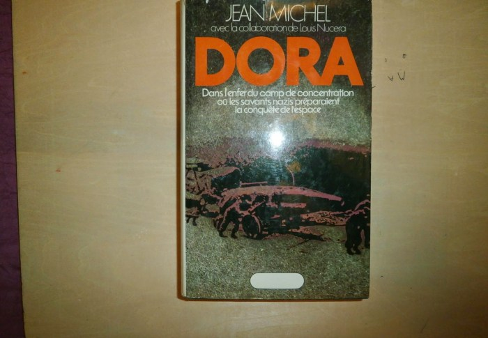 Dora de Jean MICHEL