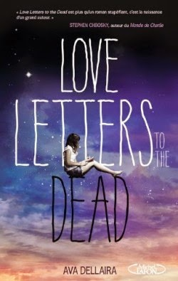 Love letters to the dead d'Ava DELLEIRA