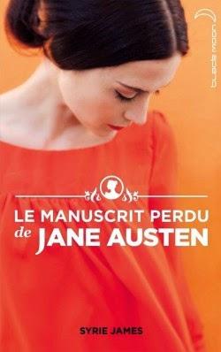 Le manuscrit perdu de Jane Austen de Syrie JAMES