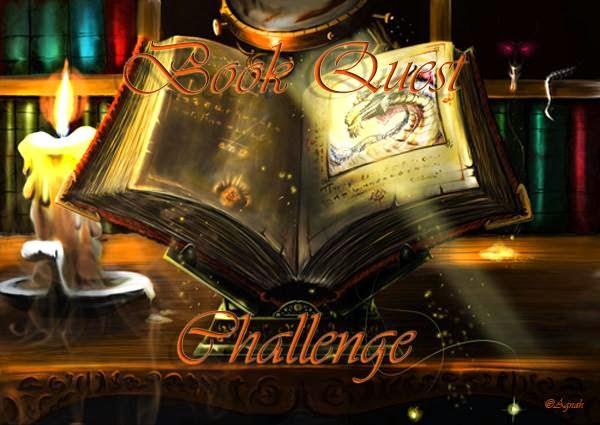 Book Quest Challenge 3