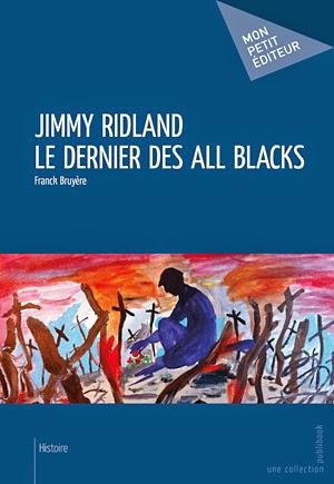 Jimmy Ridland, le dernier des All Blacks de Franck BRUYERE