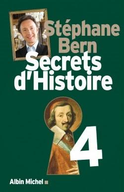 Secrets d'histoire tome 4  de Stephane BERN