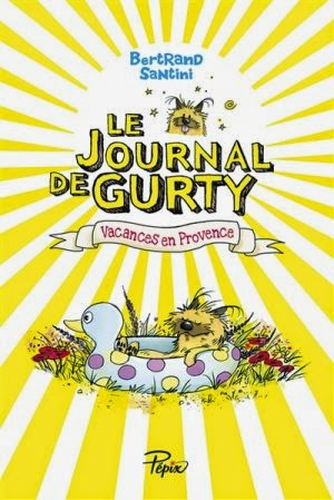 Le journal de Gurty de Bertrand SANTINI