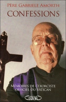 Confessions – Mémoires d'un exorciste de Gabriele AMORTH