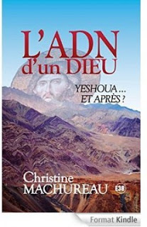 L'ADN d'un dieu de Christine MACHUREAU