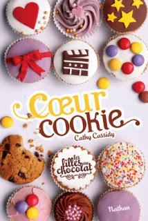 Les filles chocolat tome 6: Coeur cookie de Cathy CASSIDY