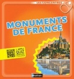 Les concentrés: Monuments de France
