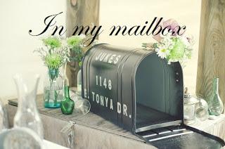 Dans ma boîte aux lettres (98)