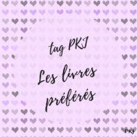 Tag PKJ: Les livres préférés