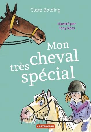 Mon cheval très spécial de Claire BALDING