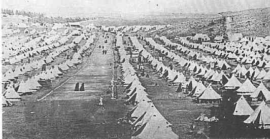 camp de concentration boers
