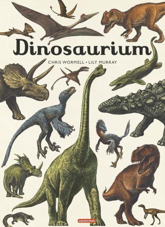 Dinosaurium de Lily MURRAY