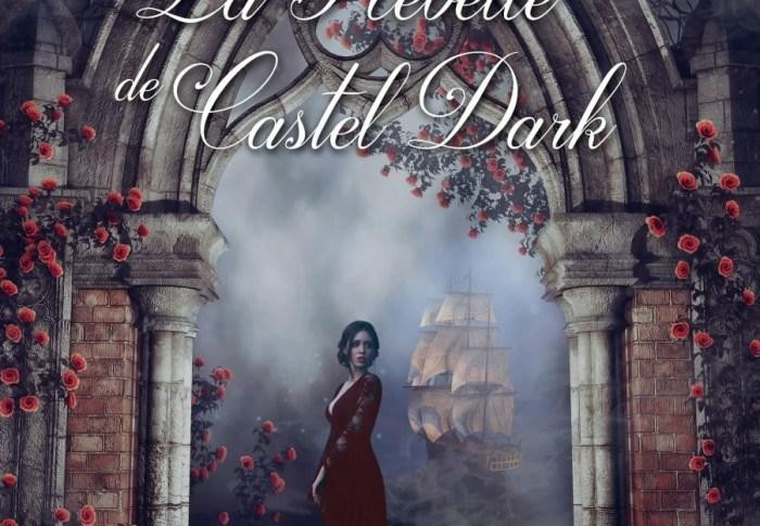 Le destin des coeurs perdus tome 2: La rebelle de Castel Dark de JC STAIGNIER