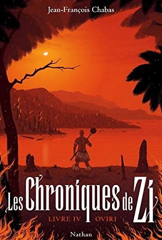 Les chroniques de Zi tome 4: Oviri de Jean-François CHABAS
