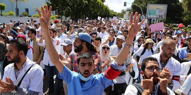 Maroc: les infirmiers mènent une grève nationale