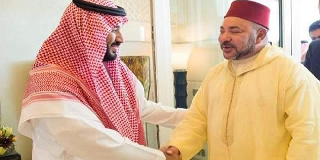 MBS a écrit au roi Mohammed VI