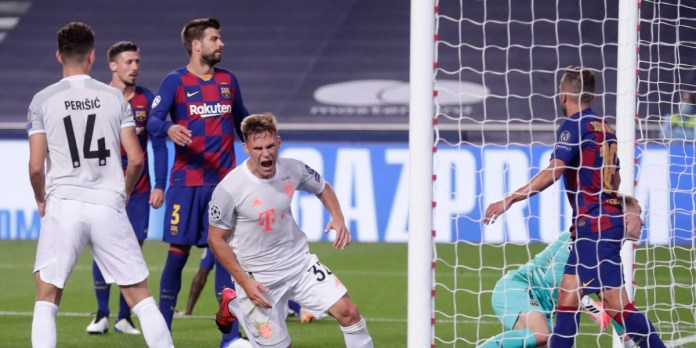 Barça-Bayern : à quelle heure et sur quelles chaînes ? (Ligue des Champions)